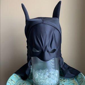 Dark night Batman cape costume.